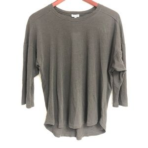 Splendid Tops - NWT Splendid Medium Gray Top